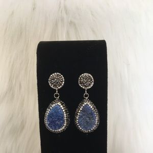 Earrings from the Gem Show